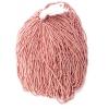 Seedbead 10/0 Metallic Pink Strung Solgel